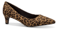 Duffy damepumps leopard 97-18580
