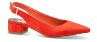 Duffy Pumps Orange 97-00700=87-0070
