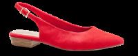 Tamaris damepumps rød 1-1-29403-22