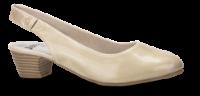 Jana Softline damepumps beige 8-8-29561-22