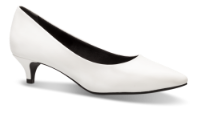 Tamaris damepump hvid 1-1-22317-32