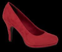 Tamaris damepump rød 1-1-22407-23
