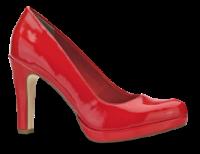 Tamaris damepump rød 1-1-22426-21