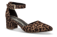 Duffy damepumps leopard 97-00718