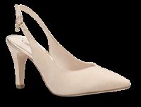 Caprice damepump beige 9-9-29602-22
