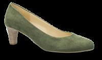 Gabor damepump grøn 2530041