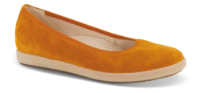 Gabor dameballerina orange 42450