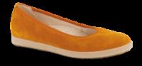 Gabor dameballerina oransje 42450