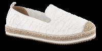 B&CO dame-espadrillos hvit 2411101390