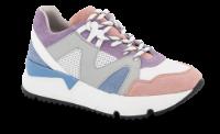 B&CO damesneaker hvit 2421100892