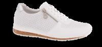 Rieker damesneaker hvid N5127-80