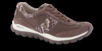 Gabor damesneaker brun 46966