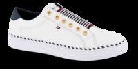 Tommy Hilfiger damesneaker hvid FW0FW04783