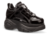 Buffalo sneaker sort lak 1339-14