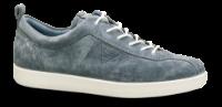 ECCO damesneaker blå 400503 SOFT 1 LA