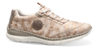 Rieker dame-sneaker rosa L3253-31