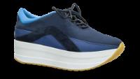 Vagabond dame-sneaker mørkeblå 4622-180