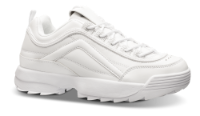 Duffy damesneaker hvid 84-01875