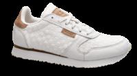 Woden dame-sneaker hvit WL008-300