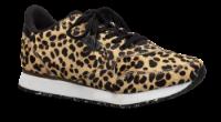 Woden dame-sneaker leopard WL903-327