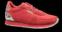 Woden damesneaker rød WL159-100