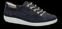 ECCO dame-sneaker marineblå 206503 SOFT 2.0