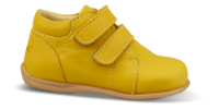 Skofus Prewalker babystøvle gul