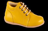 Skofus babystøvlett gul