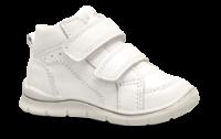 Skofus babystøvle hvid