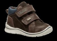 Skofus babystøvle brun/blå