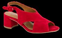 Tamaris Damesandal med hæl Rød 1-1-28357-26