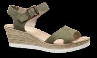 Rieker damesandal grønn 619B3-54