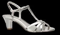 Tamaris damesandal sølv 1-1-28329-22