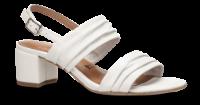 Tamaris damesandal hvid 1-1-28386-22