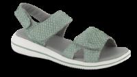 Green Comfort damesandal mint 422004B14841