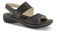 Nordic Softness damesandal sort 4221160210
