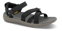 Teva Damesandal Sort 1116650