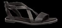 Clarks dame sandal sort 26139336