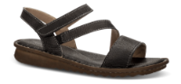 Relaxshoe damesandal sort 319-037