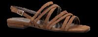 Vagabond damesandal brun 4715-140