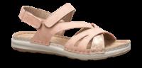 B&CO damesandal rosa