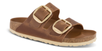 Birkenstock Damesandal Brun Arizona Big Buck