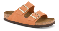 Birkenstock Damesandal Orange Arizona SFB