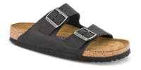 Birkenstock Damesandal Sort Arizona SFB