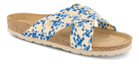 Rohde Damesandal Blå 5587