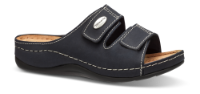 Tamaris damesandal navy 1-1-27510-22
