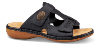 Rieker Damesandal Sort 65958-00