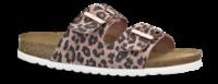 B&CO damesandal rosa leopard
