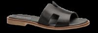 Mentor damesandal sort H-sandal