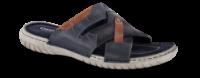 Odiin herre sandal marineblå 4611100550